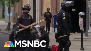 Louisville Preparing For Another Night Of Protests After Breonna Taylor Decision | MSNBC 6