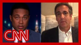 Michael Cohen: I don't understand why people don't get it. Trump is a racist. 7