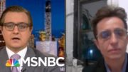 Outrage Is Better Than Anxiety, Says Gessen On Coping With Threats To Democracy | All In | MSNBC 2