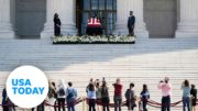 President Trump, mourners to pay respects to Ginsburg during second day of viewing 4