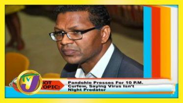TVJ Smile Jamaica: Hot Topic - September 23 2020 6