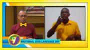 International Sign Language Day - September 23 2020 3