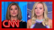 'She lies about lying': Brianna Keilar fires back at McEnany 4