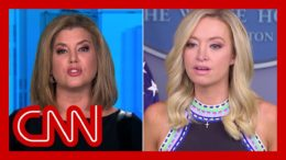 'She lies about lying': Brianna Keilar fires back at McEnany 1