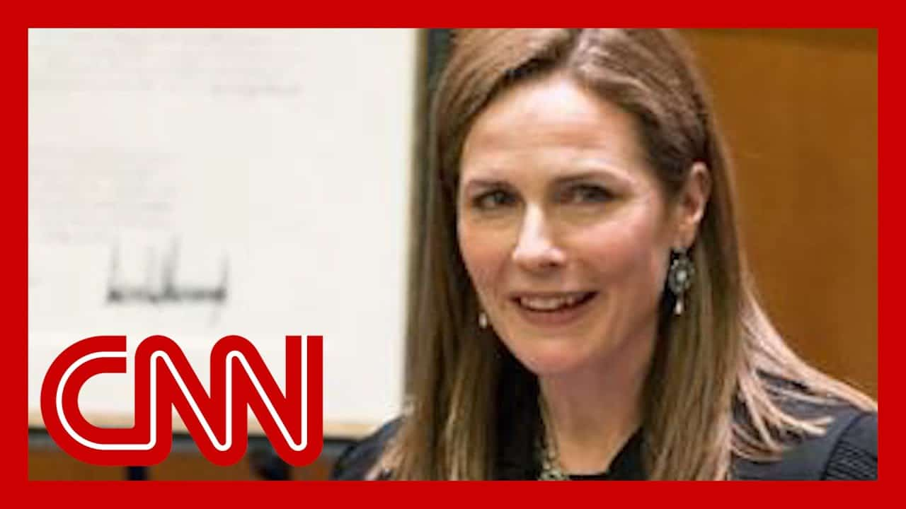 Sources: Trump intends to appoint Amy Coney Barrett to Supreme Court 4