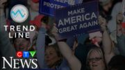 TREND LINE: Canadians think Americans are a serious threat to the country because of COVID-19 4