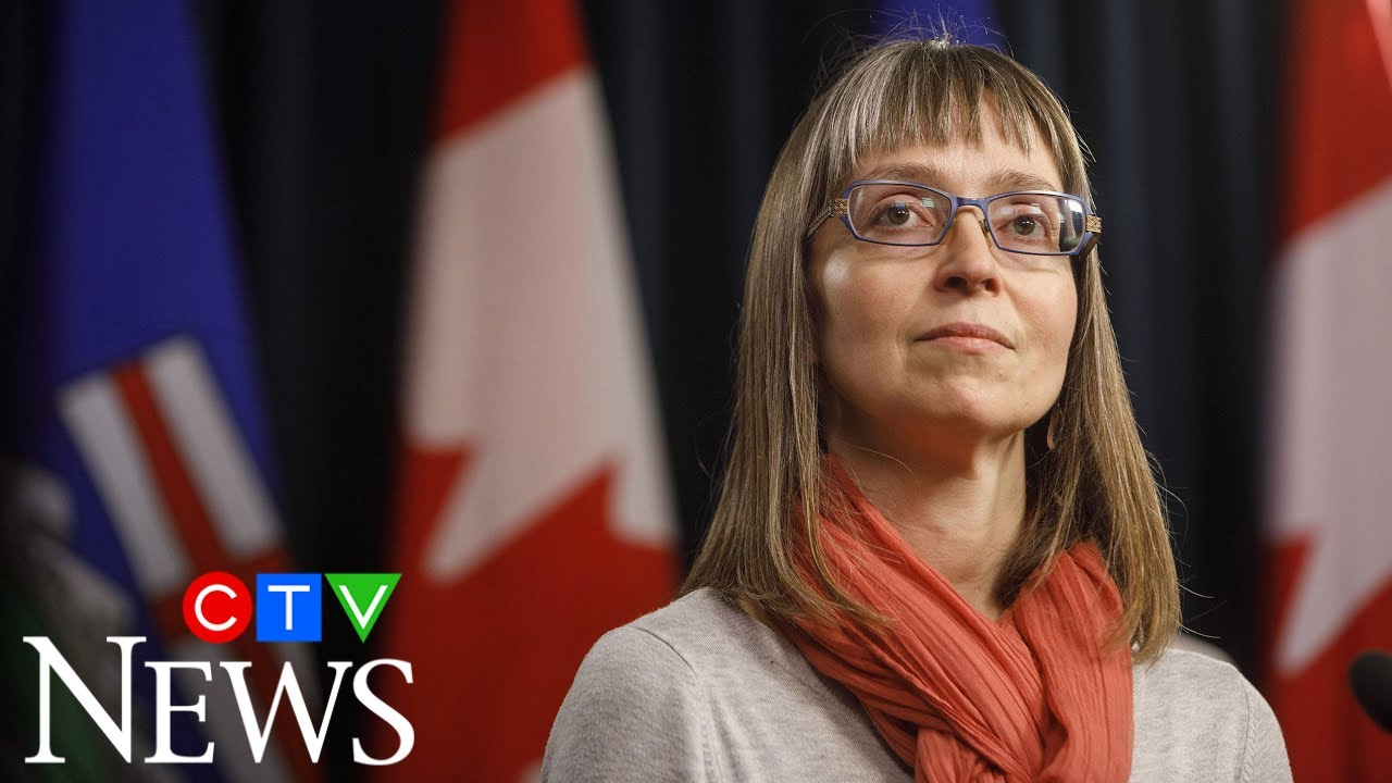 Alberta's top doctor contradicts Trudeau, say province isn't in second wave 1