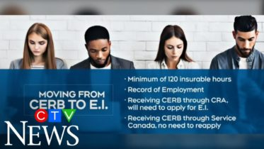 What does CERB ending mean for unemployed Canadians? 6