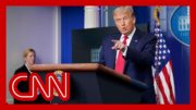 Reporter to Trump: Why did you lie to the American people? 3