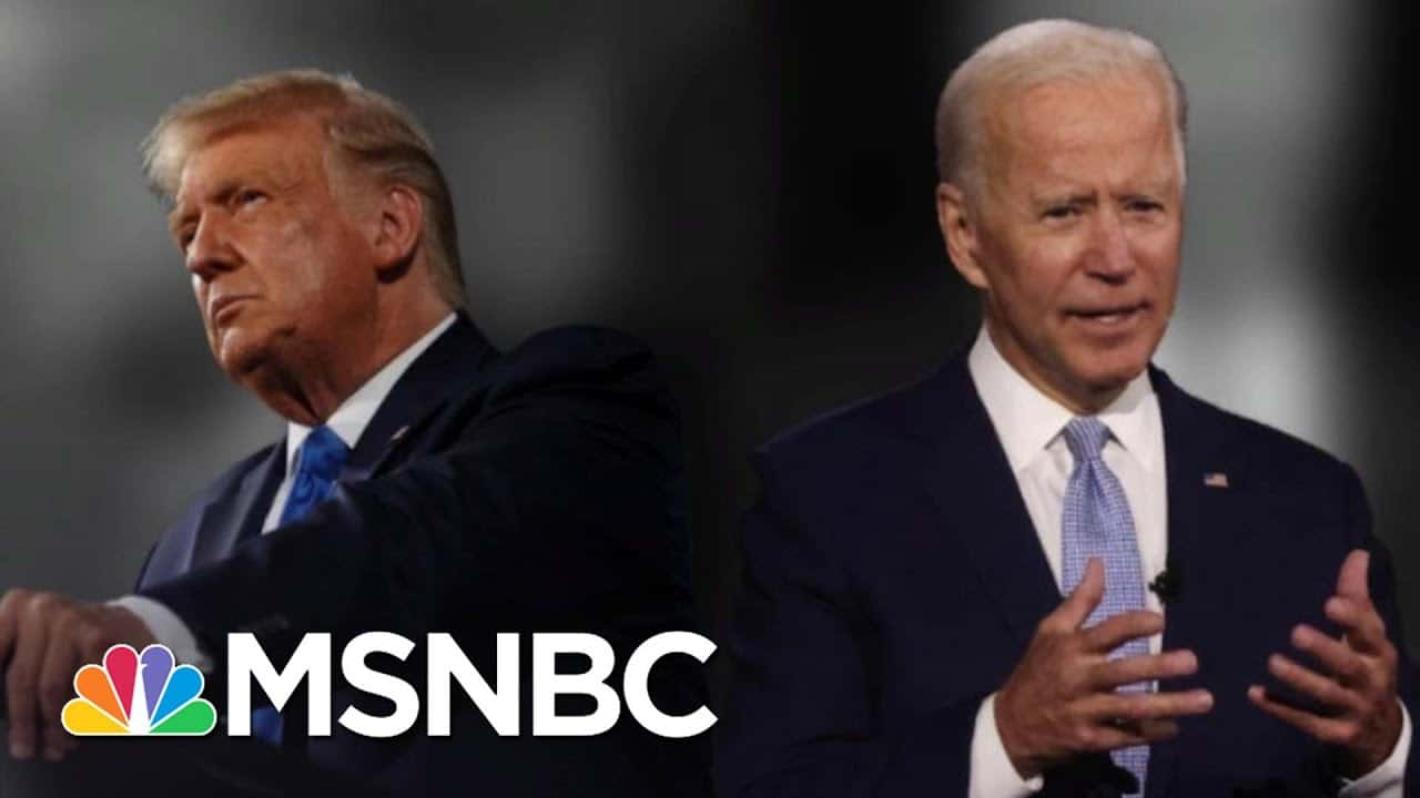 Why The First Biden-Trump Debate May Be The Most Important One   The 11th Hour   MSNBC 1