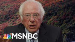 Sanders: Take Trump Threat To U.S. Democracy Seriously | Rachel Maddow | MSNBC 2