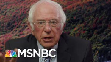 Sanders: Take Trump Threat To U.S. Democracy Seriously | Rachel Maddow | MSNBC 6