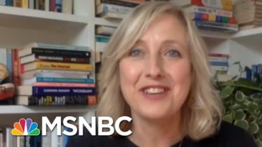 How Facebook Impacts Discourse And Democracy | Morning Joe | MSNBC 5