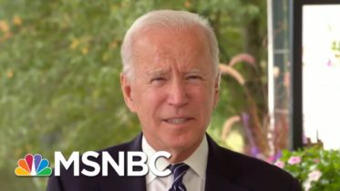 Joe Biden Criticizes Trump For 'Irresponsible, Outrageous Attacks On Voting' | MSNBC 3