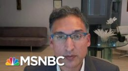 Georgetown Professor: 'The Justice Department Should Be Called Barr & Trump LLP' | Deadline | MSNBC 5