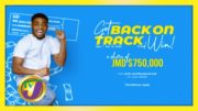 NCB's Get Back on Track Campaign - September 24 2020 2