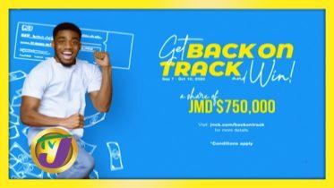 NCB's Get Back on Track Campaign - September 24 2020 6