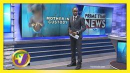 Mother of Smoking Toddler in Custody - September 24 2020 9