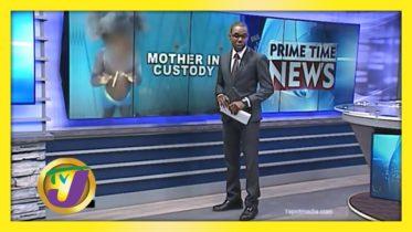 Mother of Smoking Toddler in Custody - September 24 2020 6