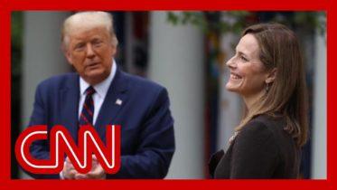 Trump nominates Amy Coney Barrett for Supreme Court 6