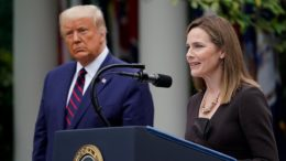 U.S. President Trump nominates Conservative Judge Amy Coney Barrett to the Supreme Court 8