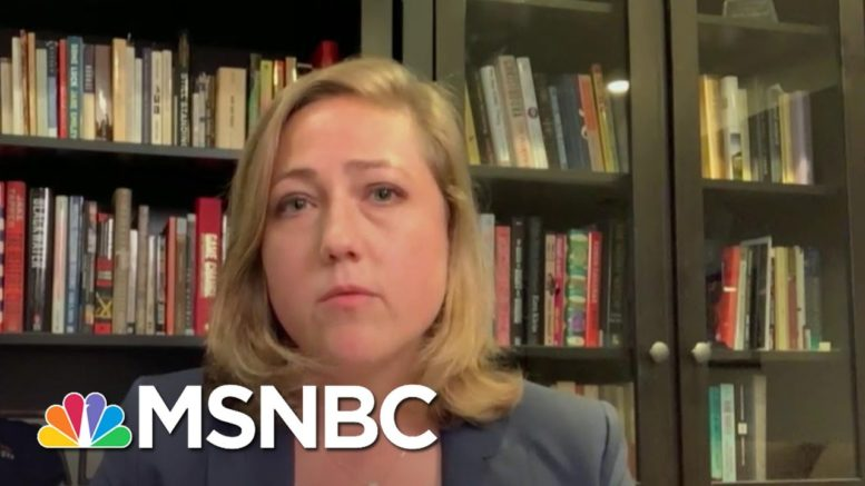 Sarah Longwell: 'Donald Trump Is Not A Republican Or A Conservative' | The Last Word | MSNBC 1