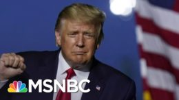 How Far Is Trump Willing To Go To Stay In Office? | The 11th Hour | MSNBC 6