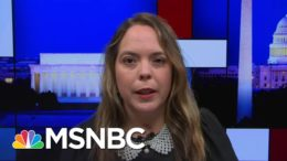 Trump Errors On Coronavirus Not For Lack Of Scientific Advice: Former Task Force Member | MSNBC 7