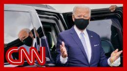 Examining how the media is covering Joe Biden 9