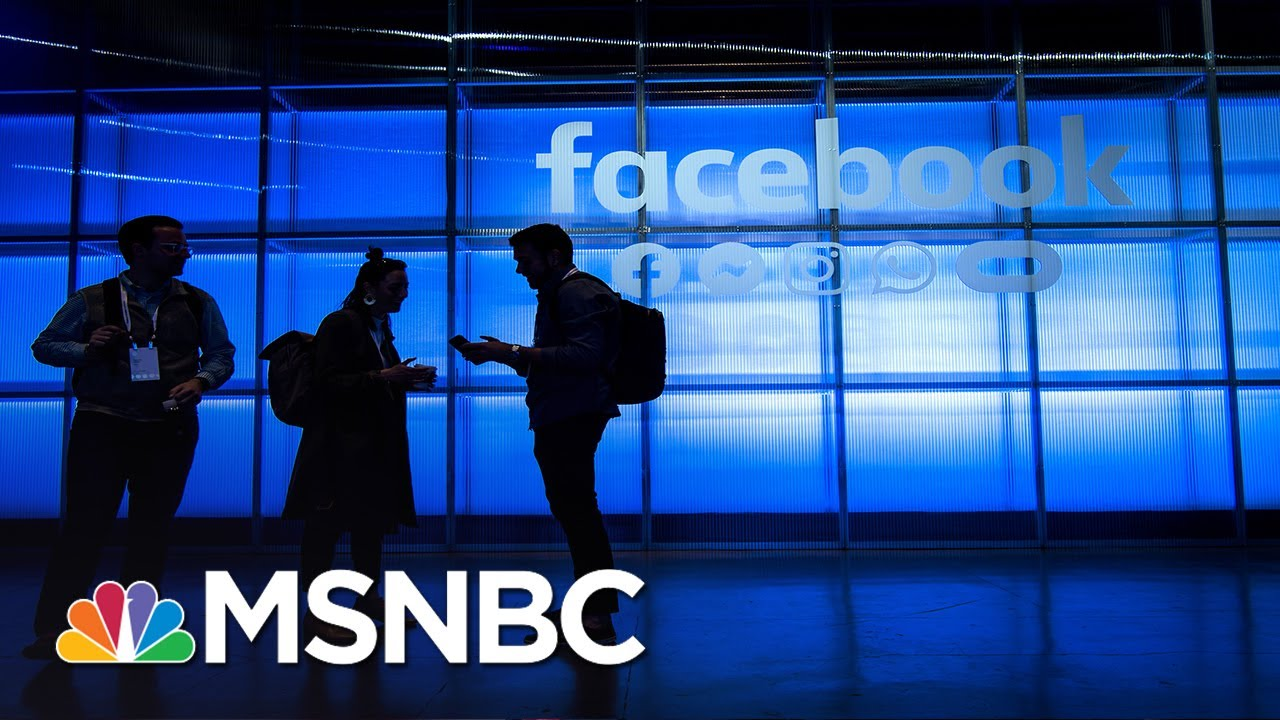 How Facebook Impacts Discourse And Democracy   MSNBC 2