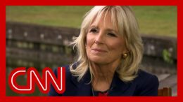 Watch CNN's exclusive interview with Jill Biden ahead of the first presidential debate 4