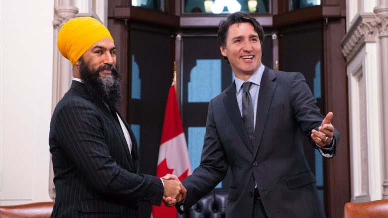 'It's historic': NDP Leader Jagmeet Singh on proposed COVID aid bill with the Liberals 1