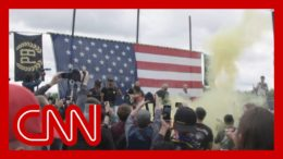 Watch what happened when CNN reporter went to Proud Boys rally 3