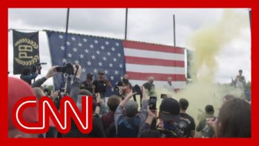 Watch what happened when CNN reporter went to Proud Boys rally 6