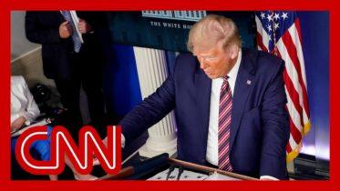 Trump announces plan to deploy 150 million Covid-19 rapid tests 6