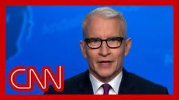 Anderson Cooper: Trump oddly silent on tax returns 1