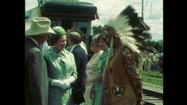July 29, 1978: Queen Elizabeth visits Saskatchewan 6
