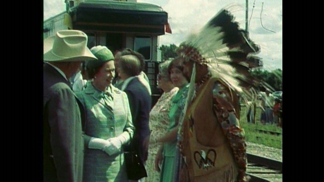 July 29, 1978: Queen Elizabeth visits Saskatchewan 8