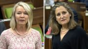 Chrystia Freeland and Candice Bergen spar over Canada's COVID-19 response 2