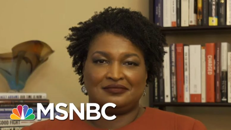 Stacey Abrams: Trump Taxes Show He 'Doesn't Care About Everyday Americans' | All In | MSNBC 1