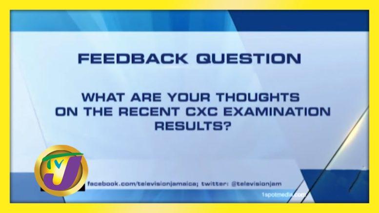 TVJ News: Feedback Question - September 25 2020 1
