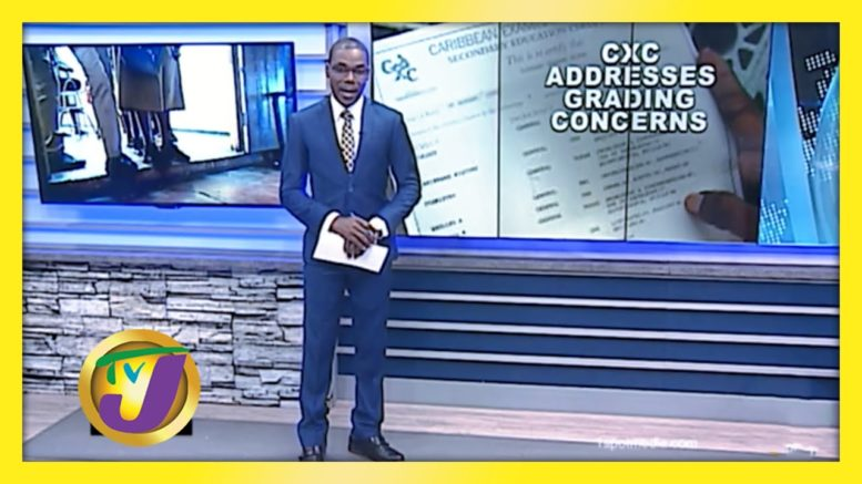 CXC Addresses Grading Concerns - September 25 2020 1