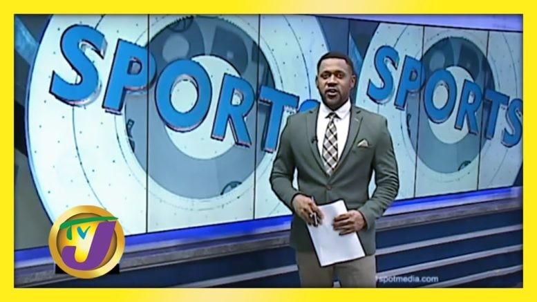 TVJ Sports News: Headlines - September 27 2020 1