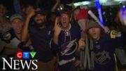 Tampa Bay Lightning fans gather despite COVID-19 pandemic 5