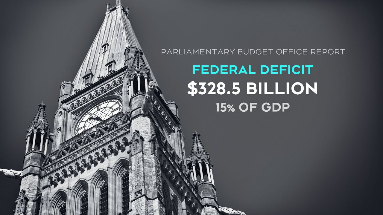 COVID-19 programs have caused Canada's deficit to skyrocket 1
