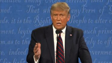 """""""Don't ever use the word smart with me"""": Trump lashes out at Biden during the debate 6"""