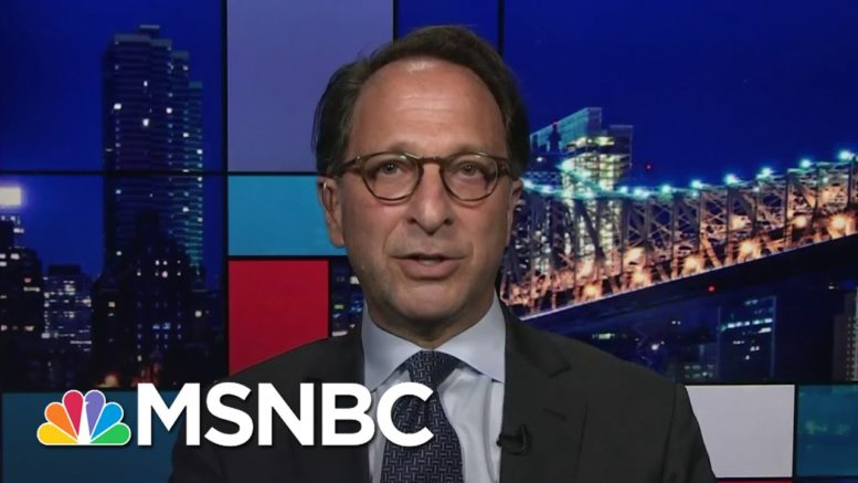 Mueller Caved To Trump On Financial Investigation; Failed To Follow The Money: Weissmann | MSNBC 1