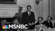 Nixon's Was The Original Presidential Tax Scandal; NYT Shows Trump Paid Even Less | MSNBC 4