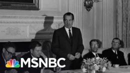 Nixon's Was The Original Presidential Tax Scandal; NYT Shows Trump Paid Even Less | MSNBC 1