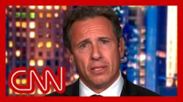 Chris Cuomo: We are stuck in an 'IDK, WTF' cycle 4